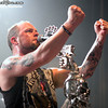 Five Finger Death Punch  November 30, 2011  The Palladium - Worcester, MA  Photos by: Mary Ouellette :