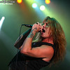 Sebastian Bach   May 28, 2011  Rocklahoma - Pryor, OK   Photos by:  Ilya Mirman :