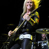 Lita Ford  August 18, 2012  Comcast Center - Mansfield, MA  Photos by: Mary Ouellette :